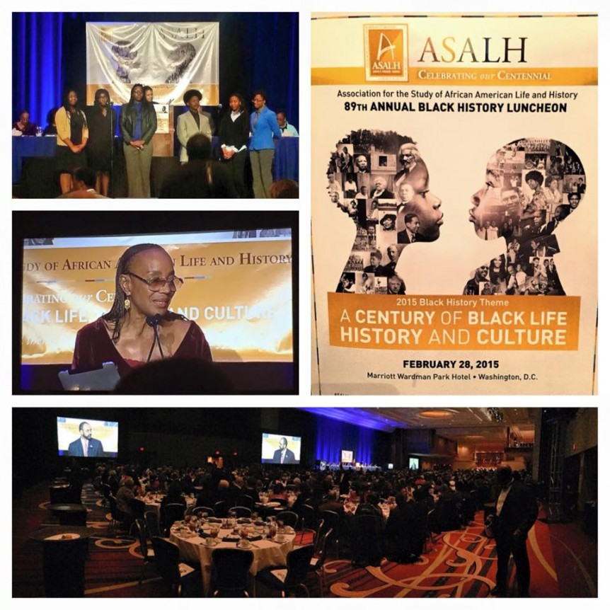 89th Annual ASALH Black History Luncheon